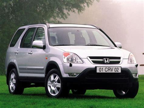 Honda Crv 2001, 2002, 2003, 2004, Suv, 2 поколение, Rd