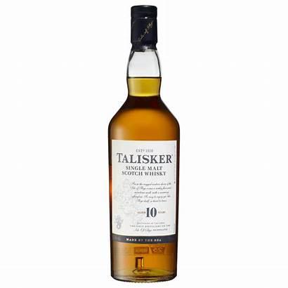 Talisker Whisky Scotch Whiskey Malt 700ml 10yr