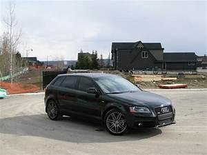 Audi A3 Versions : my 09 a3 black edition my cdn version audi forum audi forums for the a4 s4 tt a3 a6 ~ Medecine-chirurgie-esthetiques.com Avis de Voitures