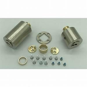 Cylindre Haute Sécurité : jeu de cylidre adaptable keso de haute s curit ~ Edinachiropracticcenter.com Idées de Décoration