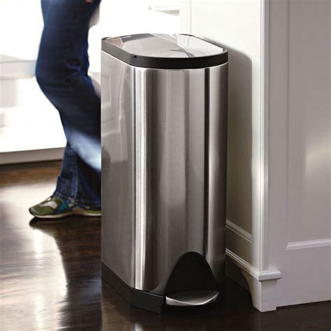 poubelle de cuisine 30 litres poubelle de cuisine à pédale 30 litres inox brossé
