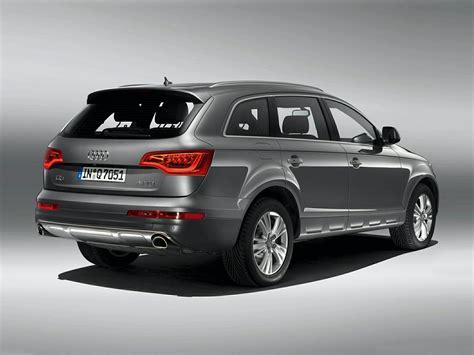 2018 Audi Q7 Price Photos Reviews Features
