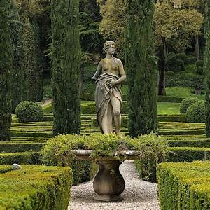 Statue Jardin Design : sculptural elements in landscape and garden design matthew murrey design ~ Dallasstarsshop.com Idées de Décoration