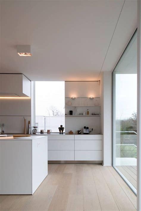 contemporary kitchens with white cabinets hochbeet kaufen oder selber bauen boden magazin und k 252 che 8322