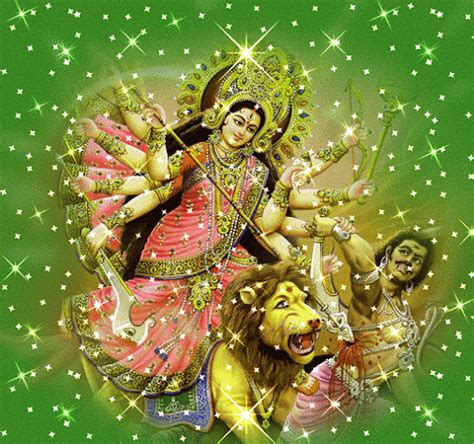 Durga Maa Animated Wallpaper - kool image gallery animated images of maa durga