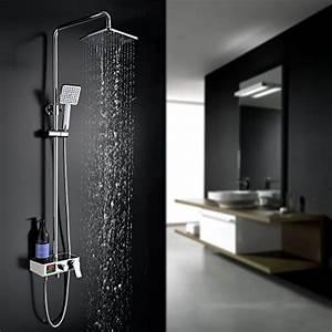 Ensemble De Douche : homelody colonne de douche ensemble de douche robinet ~ Premium-room.com Idées de Décoration