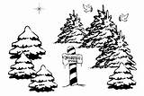 Coloring Christmas Pole Pages Santa North Printable Claus Workshop Letter Hiding Behind Parents Holiday sketch template