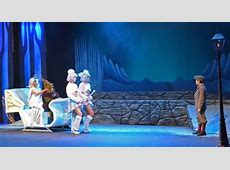 Narnia The Lion, the Witch and the Wardrobe – Theatre
