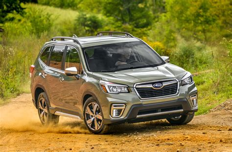 Subaru Forester 2020 Concept by Subaru Forester 2020 Ground Clearance Overview Car Price