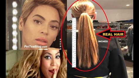 Beyoncé Mom Shows Her Real Hair Its Long & Supposed To Be