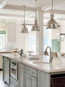 Amazing of single pendant lighting over kitchen island