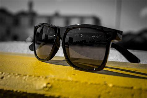 gold frame black lens eyeglasses 183 free