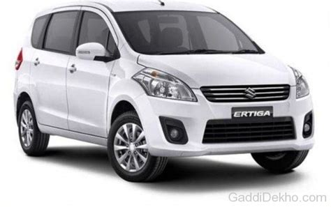 Suzuki Ertiga Picture by Maruti Suzuki Ertiga Hybrid Facelift Car Pictures