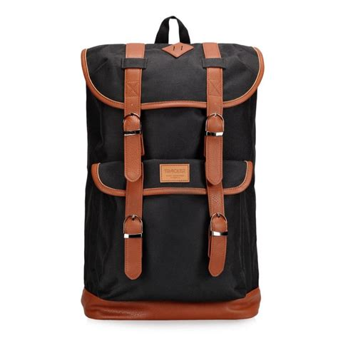 tracker flap backpack      organized