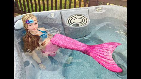 day princess ella   real mermaid