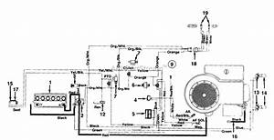 Mtd 134d694g401  1994  Parts Diagram For Electrical  Switches