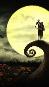 The Nightmare Before Christmas - The iPhone Wallpapers