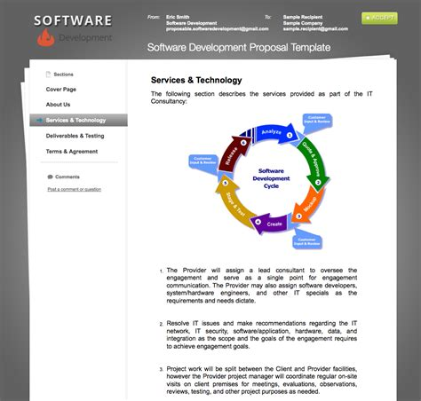 Business Development Proposal Templates by Business Proposal Templates The Proposable Blogthe