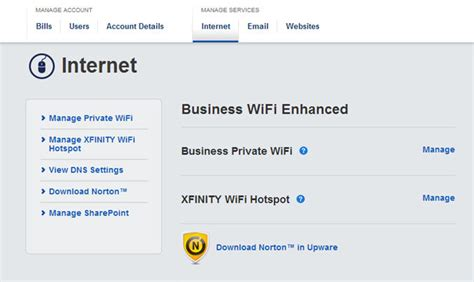 comcast business support phone number comcast business manage your xfinity 174 wifi hotspot