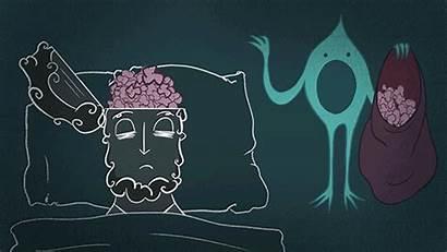 Brain Ted Sleep Ed Sleeping Breathing Animation