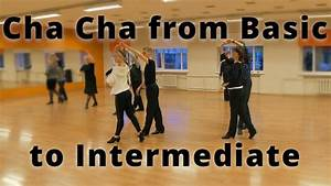 Workshop - Cha Cha Cha From Basic To Intermediate