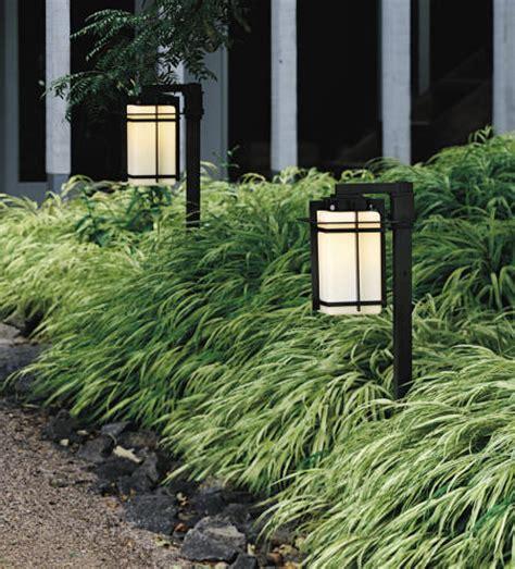 japanese style lighting landscape and garden lighting