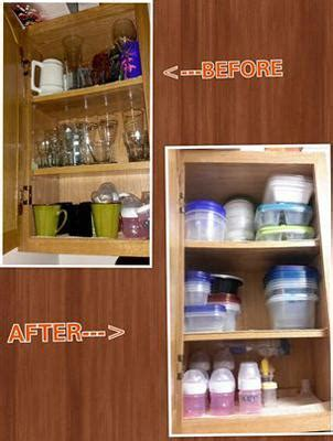 how to organize kitchen drawers and cabinets organize kitchen cabinets of fame before after 9502