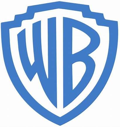 Wb Warner Bros Symbol Crest Logos Transparent