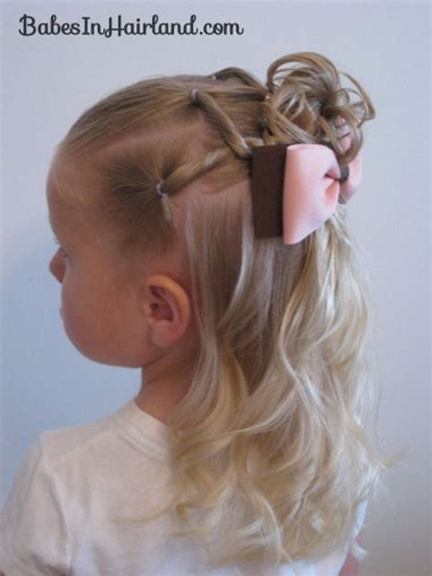 easy kids hairstyles cute hairstyles for girls 2014