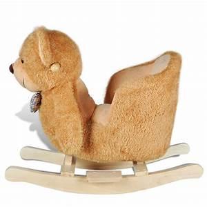 Animal Bascule Bebe : la boutique en ligne animal de ours teddy bascule ~ Teatrodelosmanantiales.com Idées de Décoration