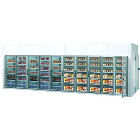 les chambres froides en algerie chambres froides avec portes en verre 7 92 x 2 12 x 2 32 m