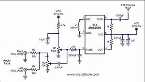7295 Single Ic Circuit Diagram