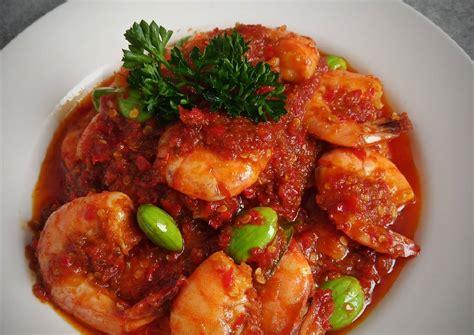 """Sambal terasi punya cita rasa dan aroma khas 2. Resep Sambal Goreng Udang Terasi oleh Dina """"Ummu Khal Kitchen"""" - Cookpad"""