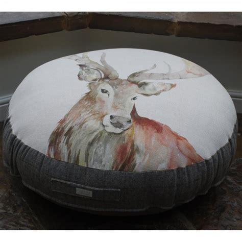 voyage maison large stag floor cushion seating