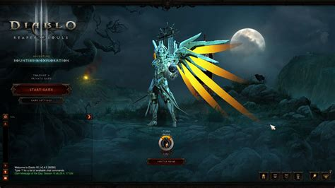 diablo wings iii overwatch mercy purchase pre edition guides patch blizzard latest