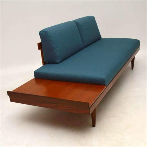 vintage teak sofa bed  ingmar relling interior