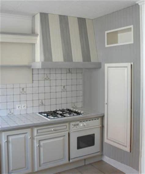 cuisine en ch ne relook e gris clair patine style cuisine relookee grise sphena com