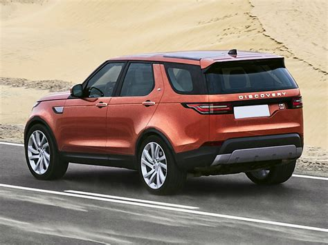 land rover suv new 2017 land rover discovery price photos reviews