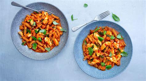 chicken and chorizo one pot one pot chicken and chorizo pasta supervalu