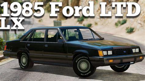 1985 Ford Ltd Lx [download]