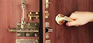 changer de porte dentree ou la renforcer securite With changer serrure porte d entrée