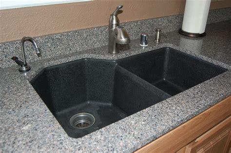 granite countertops with undermount sinks undermount sink jennheffer