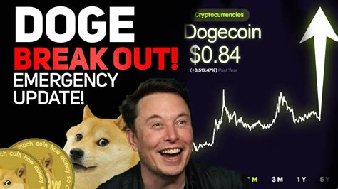 DOGECOIN BREAKING OUT AGAIN?!! EMERGENCY UPDATE! PAY ...