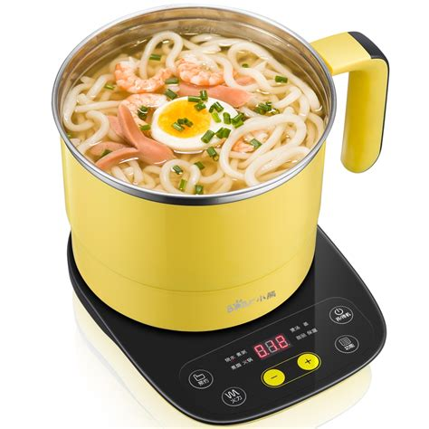 pot electric cooking cooker multifunctional multi steel stainless student 220v officer