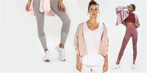 Modische Fitness Outfits fu00fcr Damen | Zalon by Zalando AT