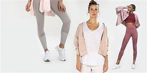 Sportliche Outfits Damen : modische fitness outfits f r damen zalon by zalando at ~ Frokenaadalensverden.com Haus und Dekorationen