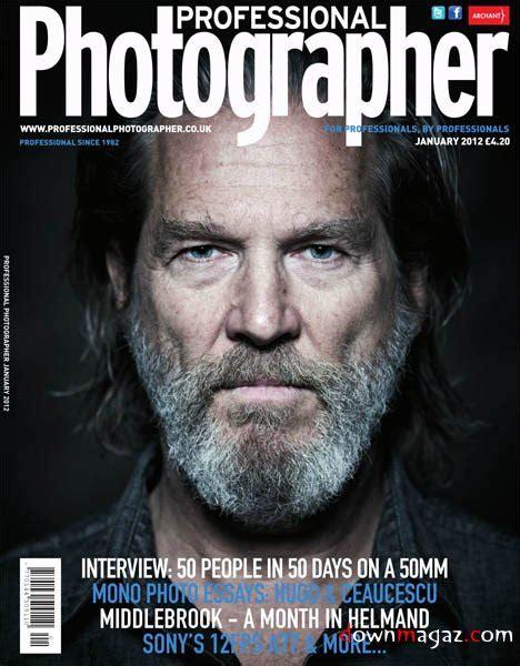 professional photographer magazine subscription