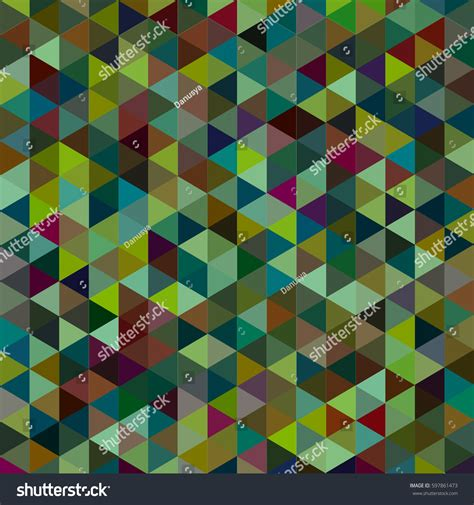 abstract geometric colorful pattern background decorative
