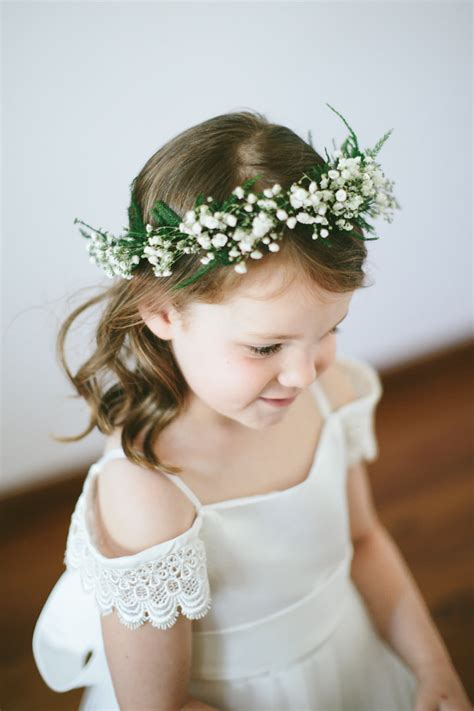 flower girls page boy wedding flowers  sunshine coast