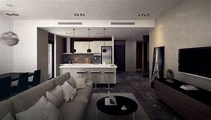 2 bedroom apartment interior design ideas design decoration for Interior design ideas for rental apartments